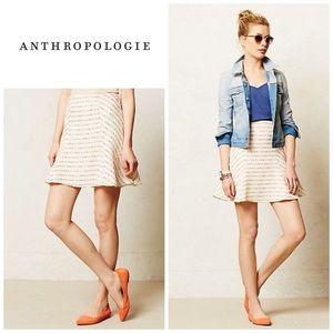 Anthropologie Lucaya Swing skirt